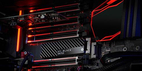 Passez au niveau supérieur grâce aux performances du Disque SSD NVMe